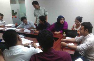 In House Training Bahasa Inggris Karyawan